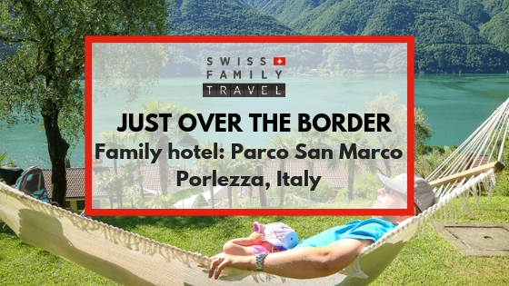 Swiss Family Travel review of Parco San Marco