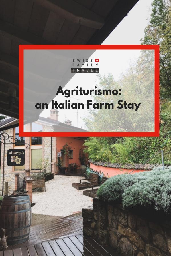 Agriturismo near Modena
