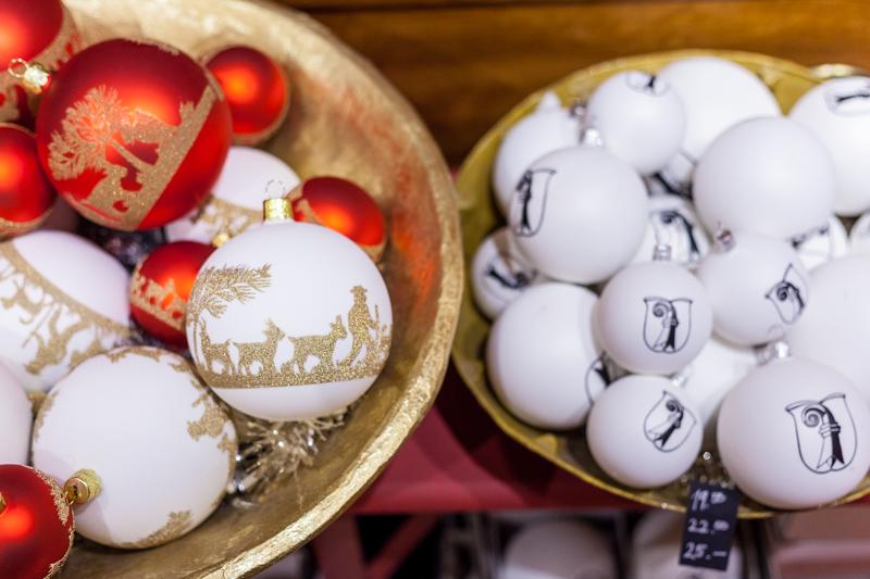 Swiss Christmas Ornaments