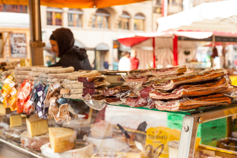 Farmers Market in Basel