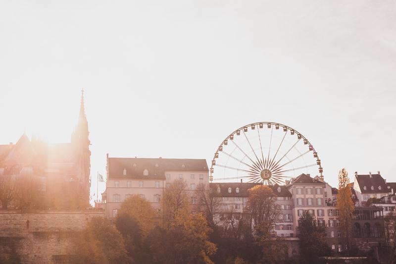 Cityscape Basel