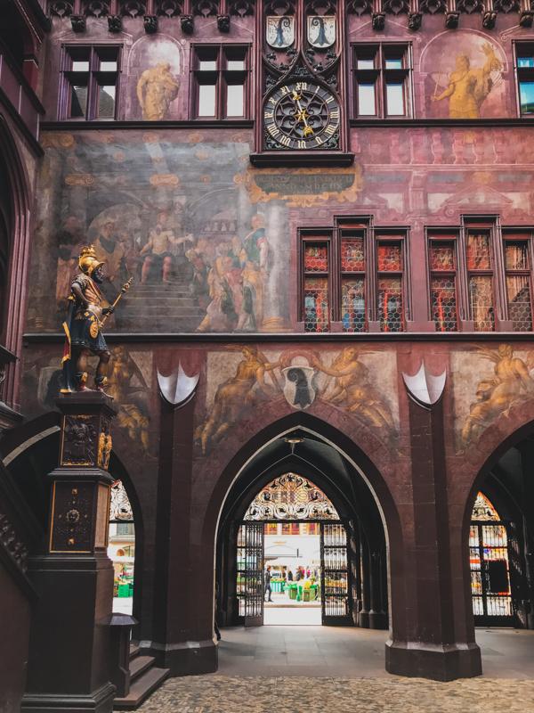 Rathhaus Basel