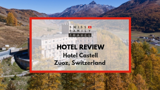 Hotel Review Hotel Castell