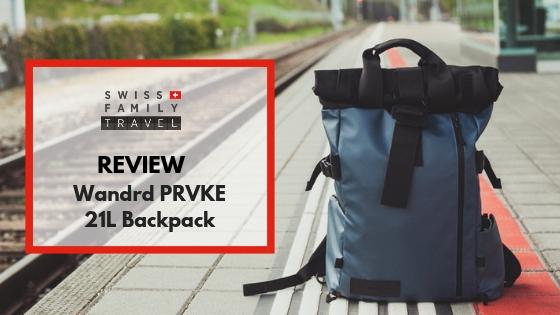 Review Prvke Backpack