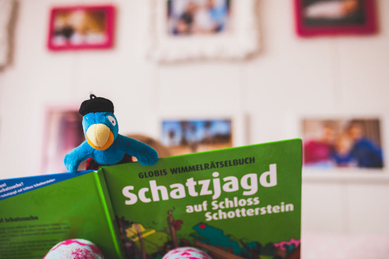 Swiss Books for Kids: Globi