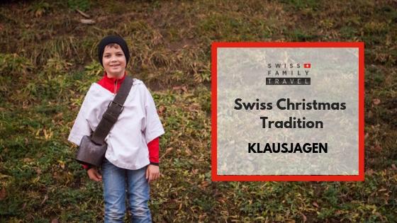 the Swiss tradition of Klausjagen