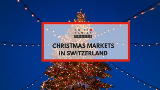 Einsiedeln and Zurich are home to great Christmas markets.