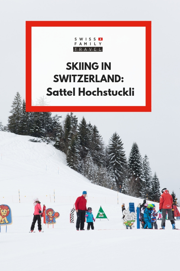 Where to learn to ski near Zug, Switzerland? Hoch Stuckli!