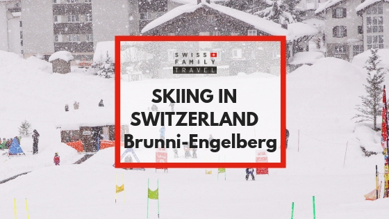 Family Friendly skiing in Switzerland at Brunni, Engelberg