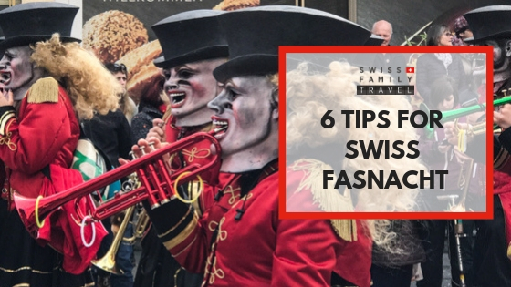 All you need to know for a successful Swiss carnival (Fasnacht)