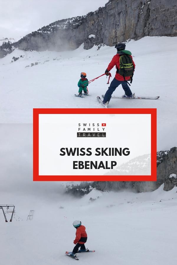 Skiing in Switzerland with kids, Ebenalp