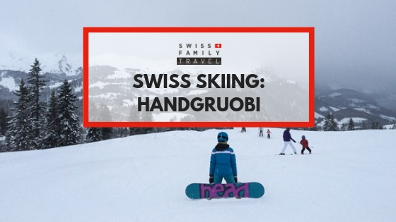 Family friendly skiing close to Zug and Zurich in Switzerland