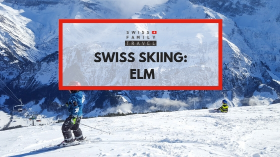 Family friendly skiing near Zurich, Switzerland