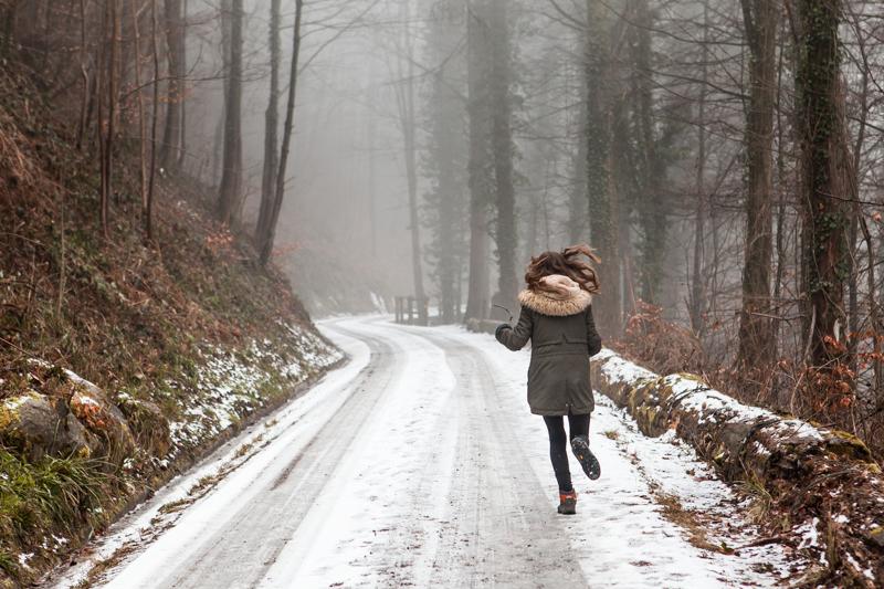 What to wear in a Swiss winter