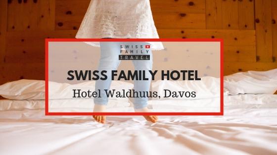 Swiss Family Hotel: Hotel Waldhaus in Davos