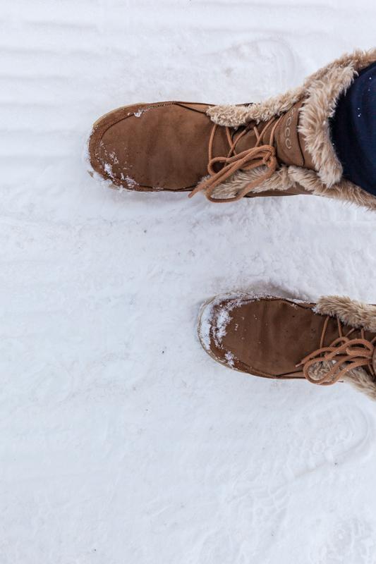 what to wear in Switzerland in winter