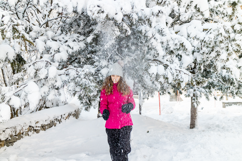 A list of what to wear in winter in Switzerland