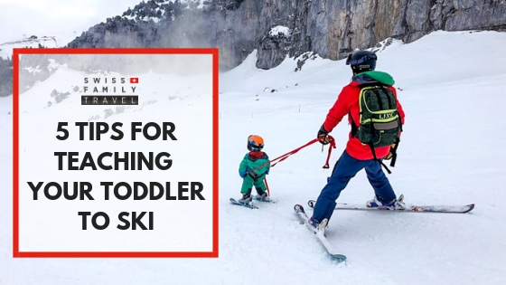 5 tips for teaching your toddler to ski