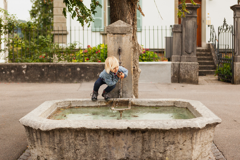 Switzerland's drinking water is some of the best tasting.