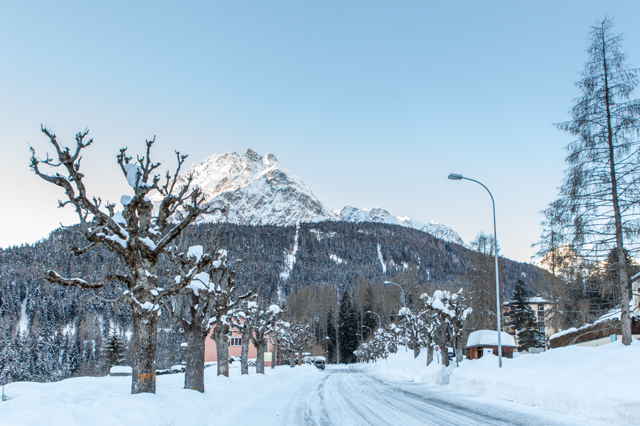 A winter guide to Scuol including accommodation and restaurant suggests