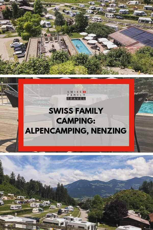Where to camp in Vorarlberg? Alpencamping