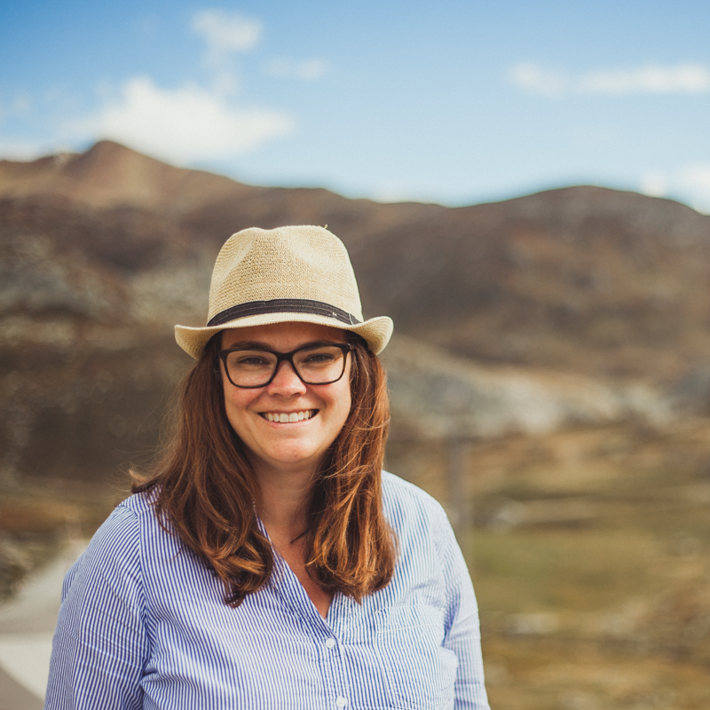 Kristin Reinhard, Travel Writer and Photographer based in Switzerland