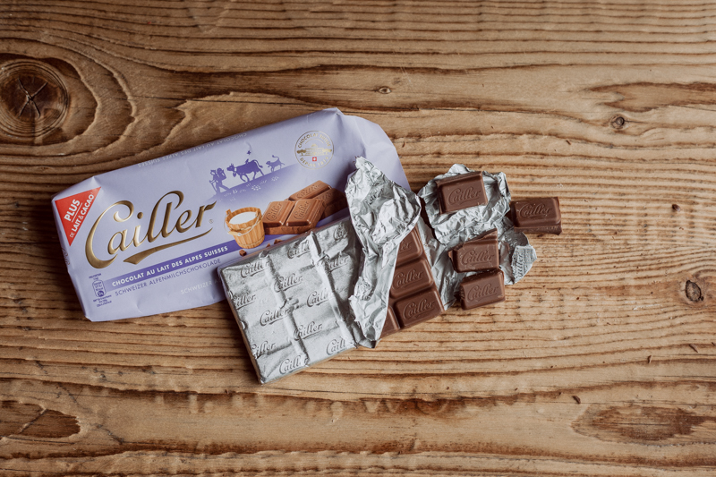 There is more to Swiss chocolate than Lindt