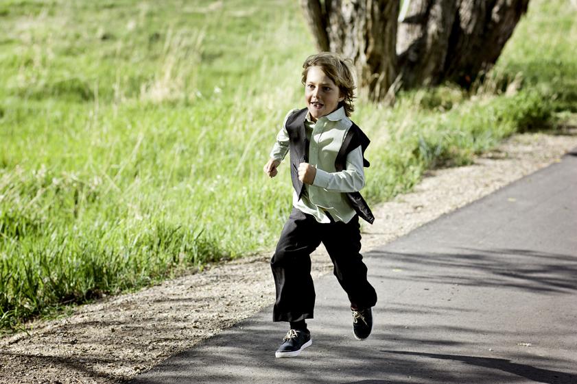 Deagan on the Run