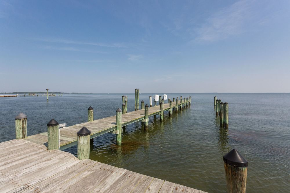 Hudson Manor: an Eastern Shore vacation rental