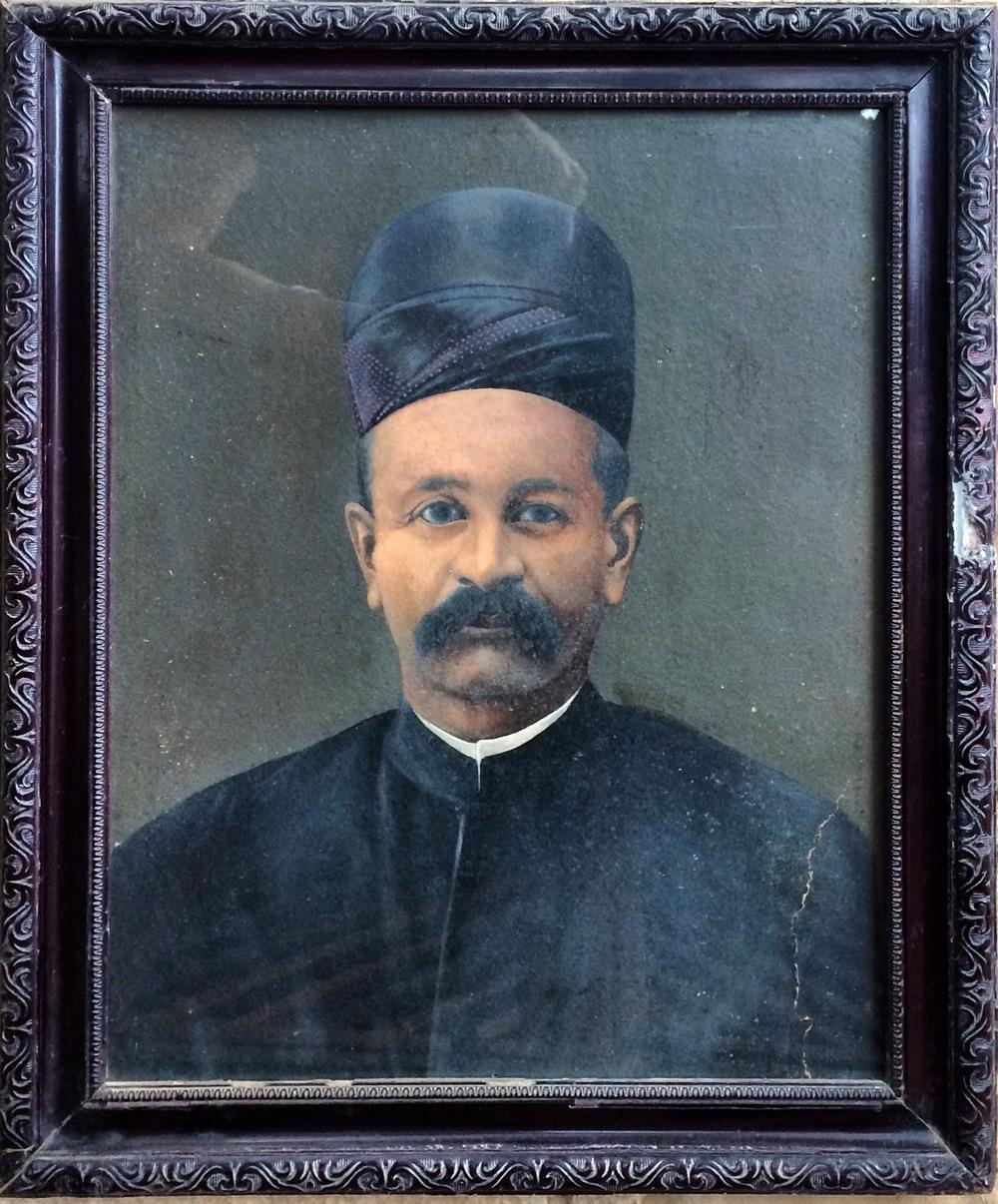 'Khan Bahadur' Pestonji Sorabji Bhujwala