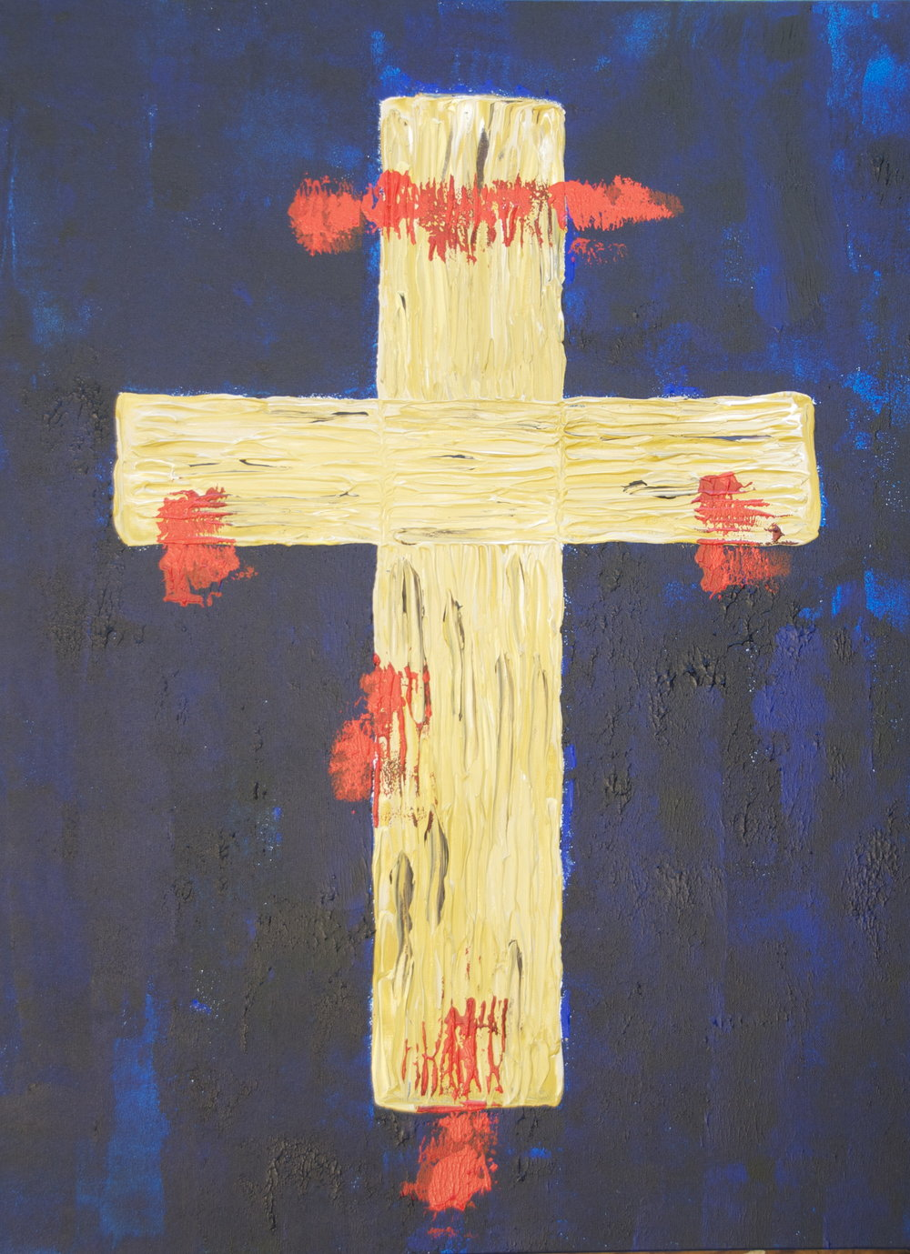 New Cross Painting -  Shop Paintings