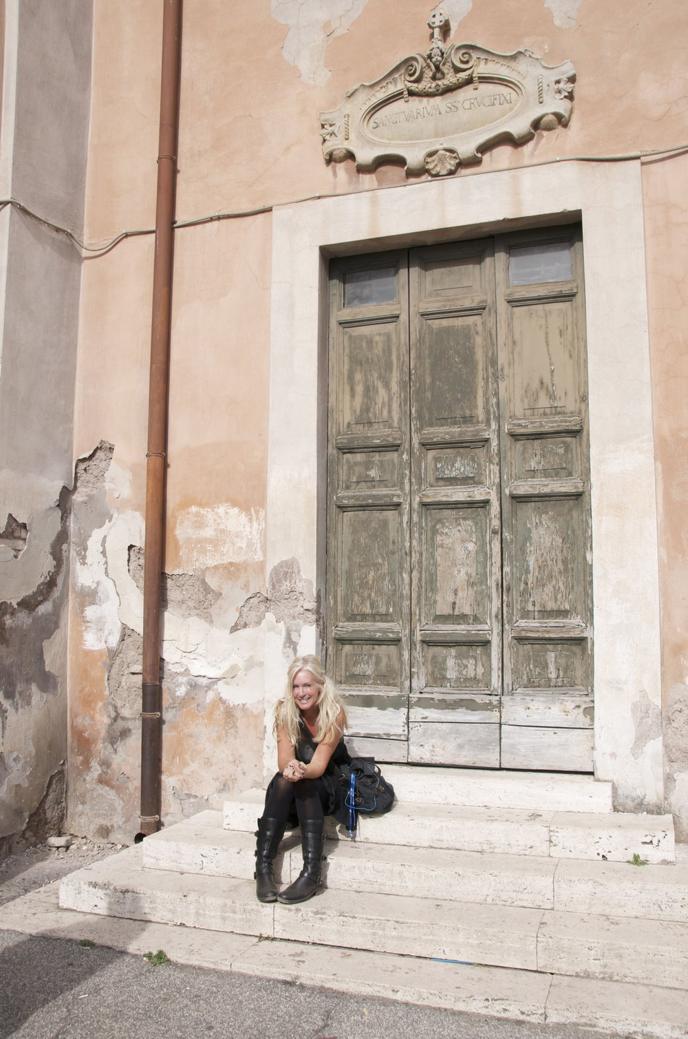 Giant Doors in Rome
