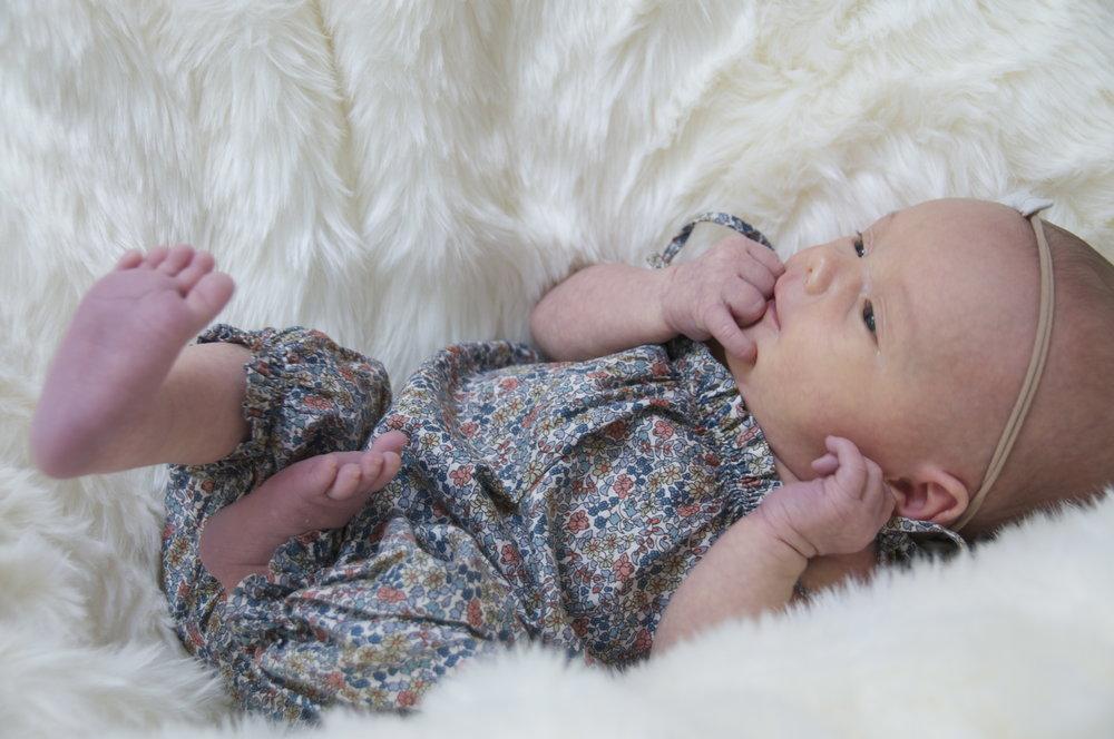 Beautiful Baby Rel Emaline Parton!