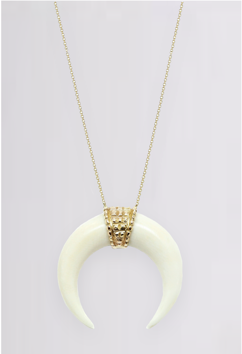 Necklace With Mammoth