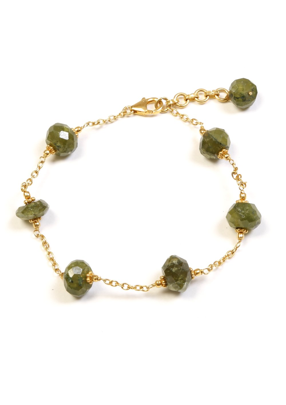 Green stone bracelet - 28€ NOW 20€