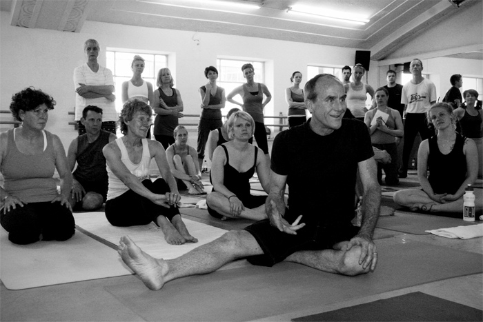 Photo: Ashtanga Yoga Productions