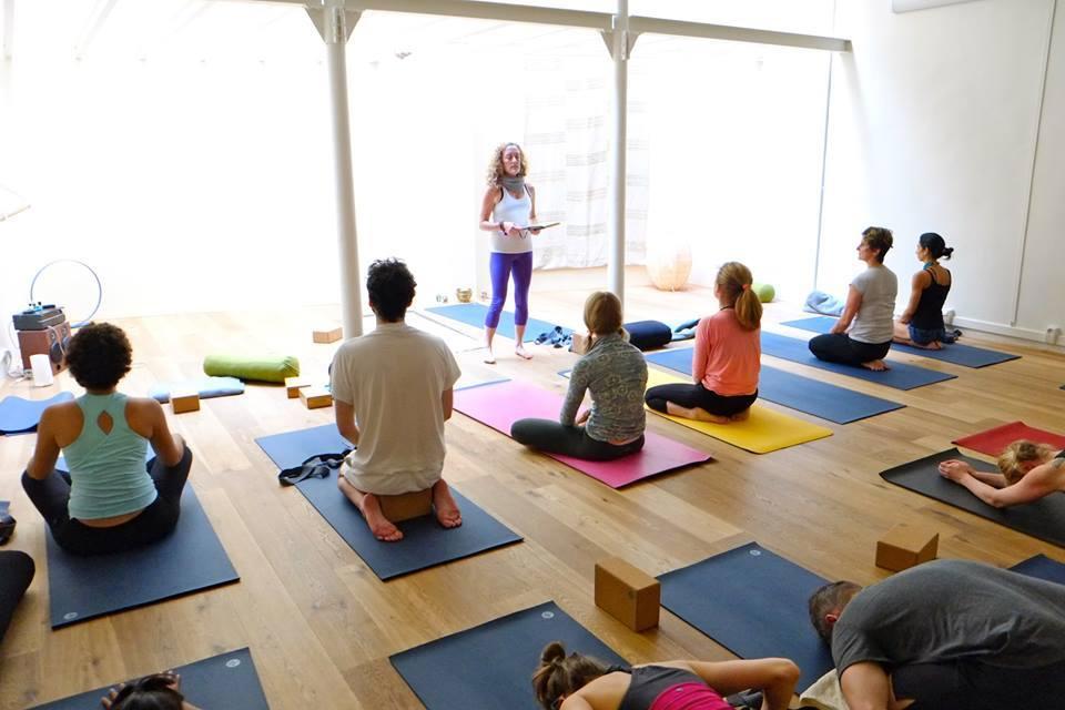 Photo: Paris Yoga Shala
