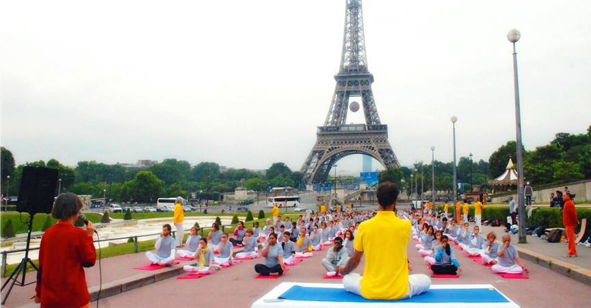 Photo: Centre Sivananda de Yoga Vedanta de Paris