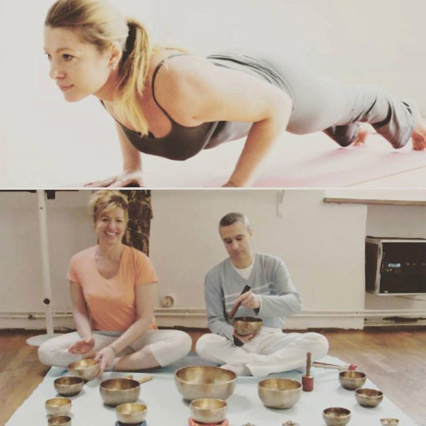 Photo: Yoga Paris Reiki