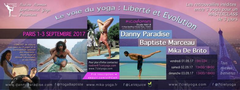 Photo: Septièmeciel Yoga