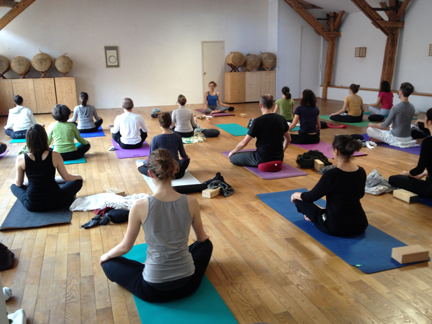 Photo: L'Atelier Yoga