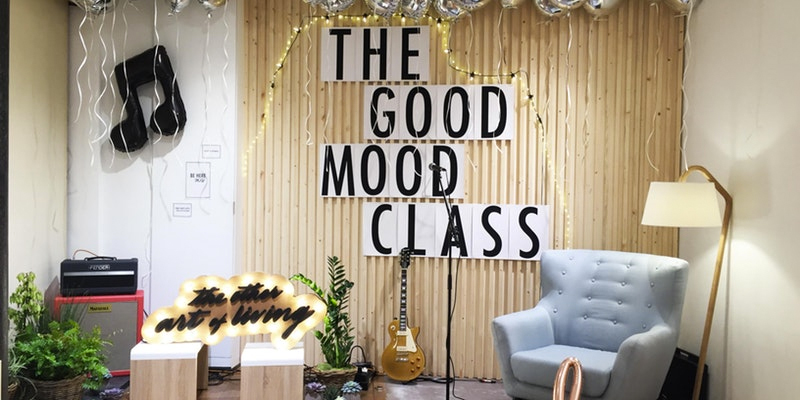 Photo: The Good Mood Class