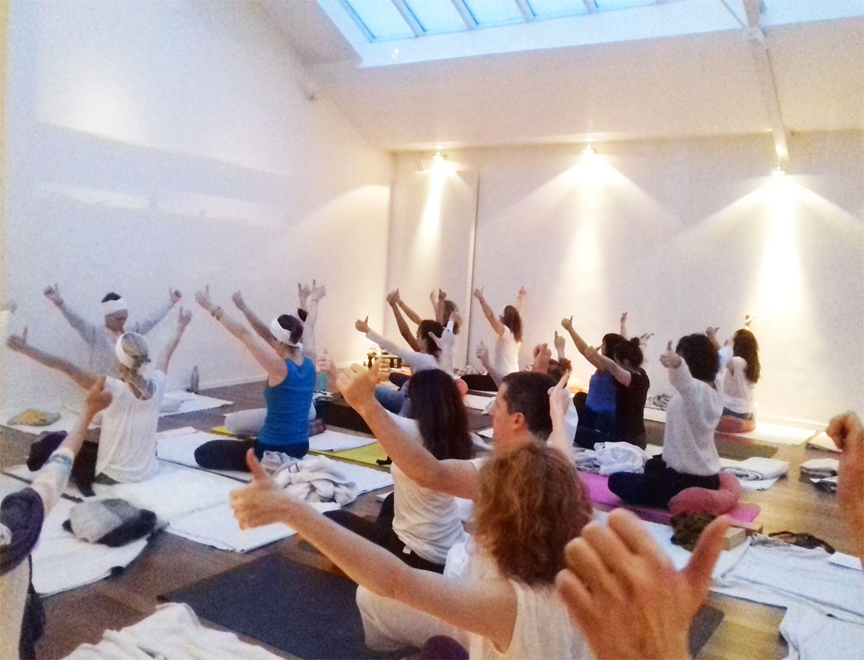 Photo: Rasa Yoga Rive Gauche