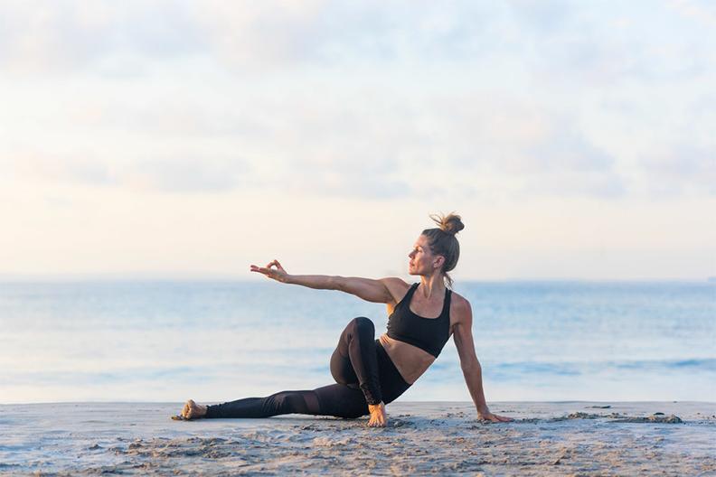 Photo: Suzanne Faith Yoga