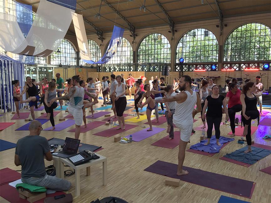 Photo: SEVAM Yoga