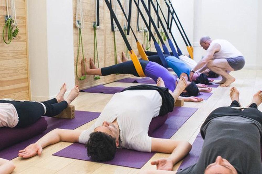 Photo: Studio Yoga République