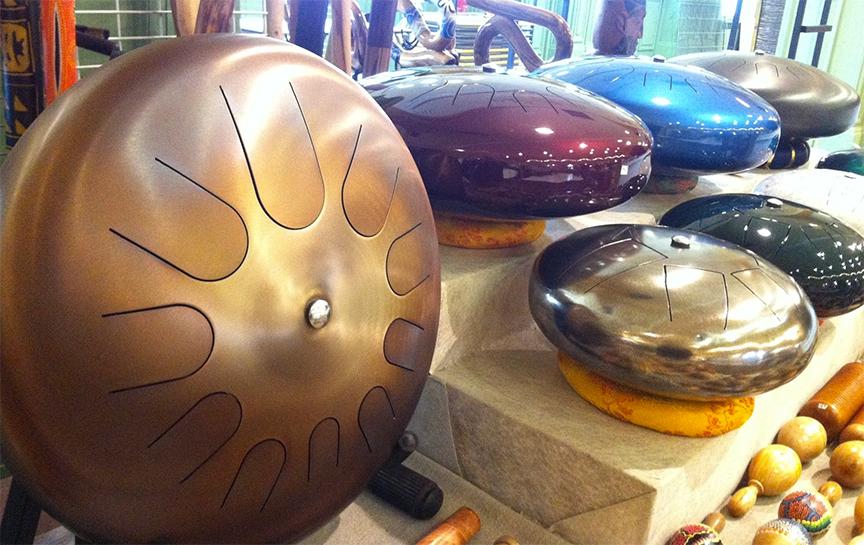 Photo: Zagdrum Tongue drum