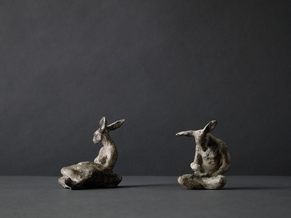 ZARIC - New sculptures www.zaric.ch
