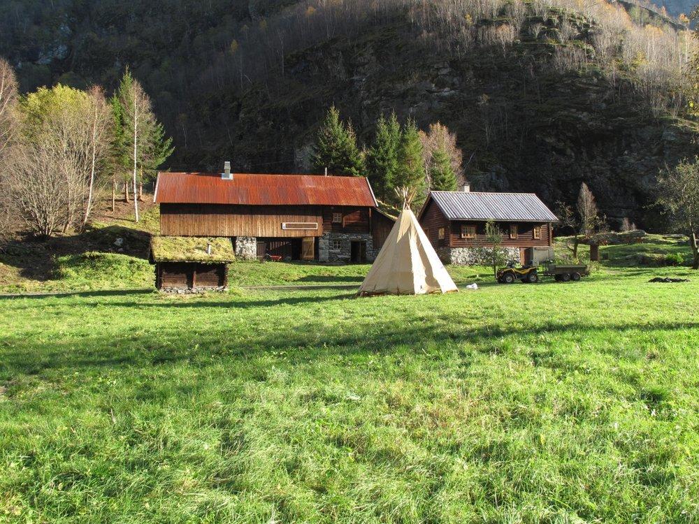 Utladalen naturhus, Årdal 2011.jpg