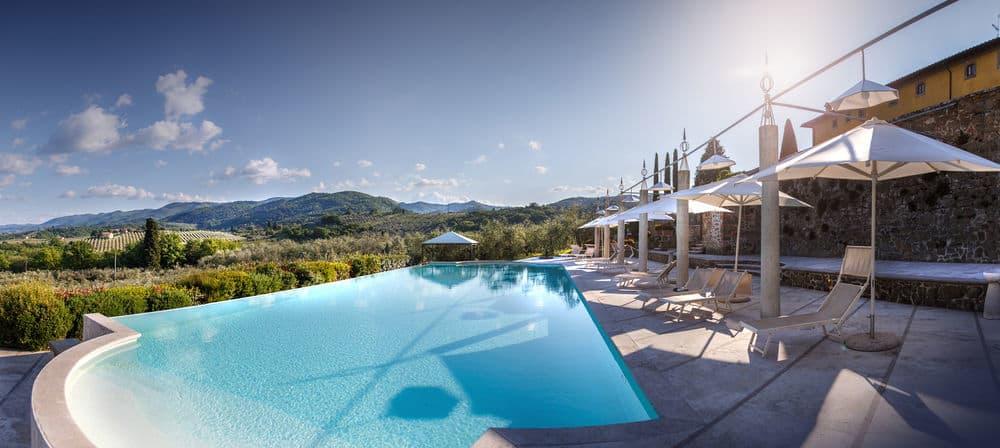 Image:  Villa La Palagina